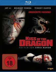 Kiss of the Dragon (Blu-ray), Blu-ray Disc