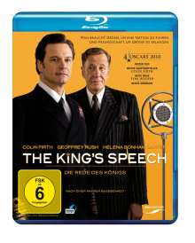 The King's Speech (Blu-ray), Blu-ray Disc