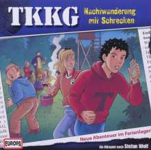 TKKG (Folge 175) - Nachtwanderung mit Schrecken, 2 CDs