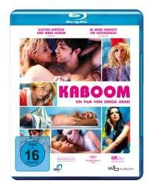 Kaboom (Blu-ray), Blu-ray Disc