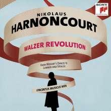 Nikolaus Harnoncourt - Walzer Revolution, 2 CDs