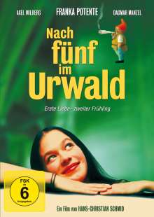 Nach fünf im Urwald, DVD