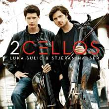 2 Cellos (Luka Sulic & Stjepan Hauser): 2 Cellos, CD