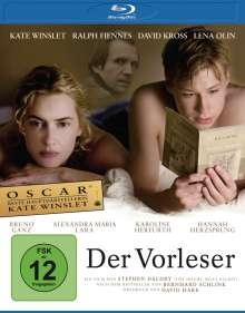 Der Vorleser (Blu-ray), Blu-ray Disc