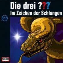 Die drei ??? (Folge 157) - Im Zeichen der Schlangen, CD