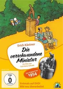 Die verschwundene Miniatur, DVD