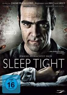 Sleep Tight, DVD