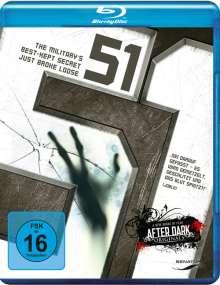 51 - Welcome to the Future (Blu-ray), Blu-ray Disc