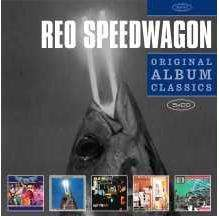 REO Speedwagon: Original Album Classics, 5 CDs
