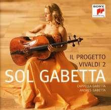 Sol Gabetta - Il Progetto Vivaldi 2, CD