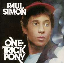 Paul Simon (geb. 1941): One Trick Pony, CD