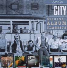 City: Original Album Classics, 5 CDs