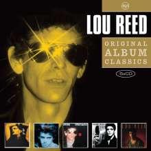 Lou Reed: Original Album Classics, 5 CDs