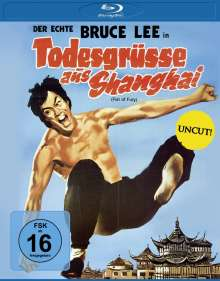 Bruce Lee: Todesgrüße aus Shanghai (Blu-ray), Blu-ray Disc
