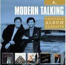 Modern Talking: Original Album Classics, 5 CDs