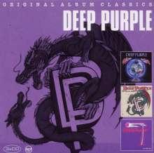 Deep Purple: Original Album Classics, 3 CDs