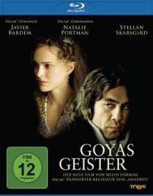 Goyas Geister (Blu-ray), Blu-ray Disc