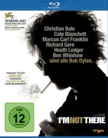 I'm Not There (Blu-ray), Blu-ray Disc
