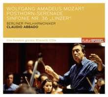 "Wolfgang Amadeus Mozart (1756-1791): Symphonie Nr.36 ""Linzer"", CD"