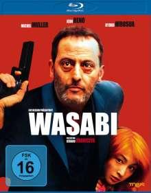 Wasabi (Blu-ray), Blu-ray Disc