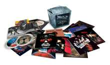 Judas Priest: The Complete Albums Collection (Limited Edition), 19 CDs