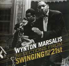 Wynton Marsalis (geb. 1961): Swingin Into The 21st (Selections), CD