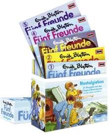 Fünf Freunde Nostalgiebox, 21 CDs