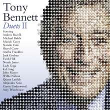 Tony Bennett (geb. 1926): Duets II, CD