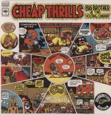 Big Brother & The Holding Company: Cheap Thrills (180g), LP