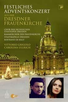 Festliches Adventskonzert aus der Dresdner Frauenkirche (BR), Blu-ray Disc