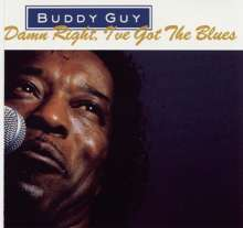 Buddy Guy: Damn Right, I've Got The Blues (Expanded-Edition), CD