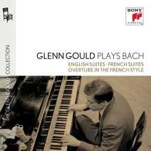 Glenn Gould plays... Vol.3 - Bach, 4 CDs