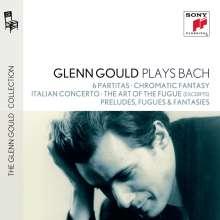 Glenn Gould plays... Vol.5 - Bach, 4 CDs