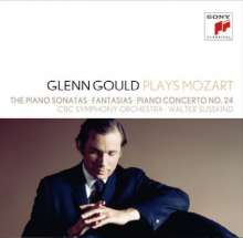 Glenn Gould plays... Vol.15 - Mozart, 5 CDs