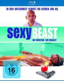 Sexy Beast (Blu-ray), Blu-ray Disc
