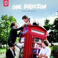 One Direction: Take Me Home, CD