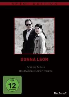 Donna Leon: Schöner Schein / Das Mädchen seiner Träume, DVD
