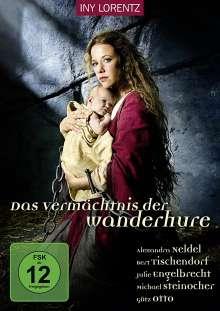 Das Vermächtnis der Wanderhure, DVD