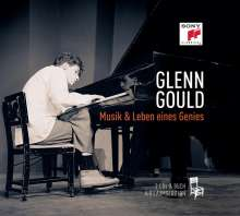 Glenn Gould - Musik & Leben eines Genies (2 CD + Buch), 2 CDs