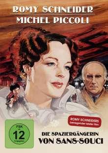 Die Spaziergängerin von Sans-Souci, DVD