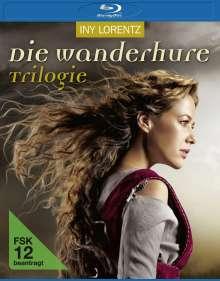 Die Wanderhure (Trilogie) (Blu-ray), 4 Blu-ray Discs