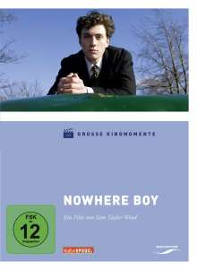 Nowhere Boy, DVD