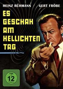 Es geschah am hellichten Tag (1958), DVD