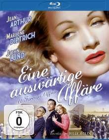 Eine auswärtige Affäre (OmU) (Blu-ray), Blu-ray Disc
