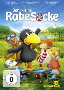 Der kleine Rabe Socke, DVD