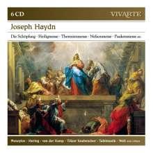 Joseph Haydn (1732-1809): Die Schöpfung, 6 CDs