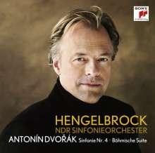 Antonin Dvorak (1841-1904): Symphonie Nr.4, CD