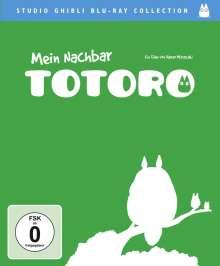 Mein Nachbar Totoro (Blu-ray), Blu-ray Disc