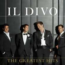 Il Divo: Greatest Hits (Deluxe Edition), 2 CDs