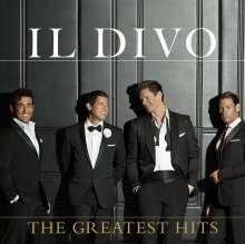 Il Divo: Greatest Hits, CD